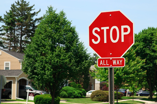 Road Rules 101: Where do I stop at a stop sign?