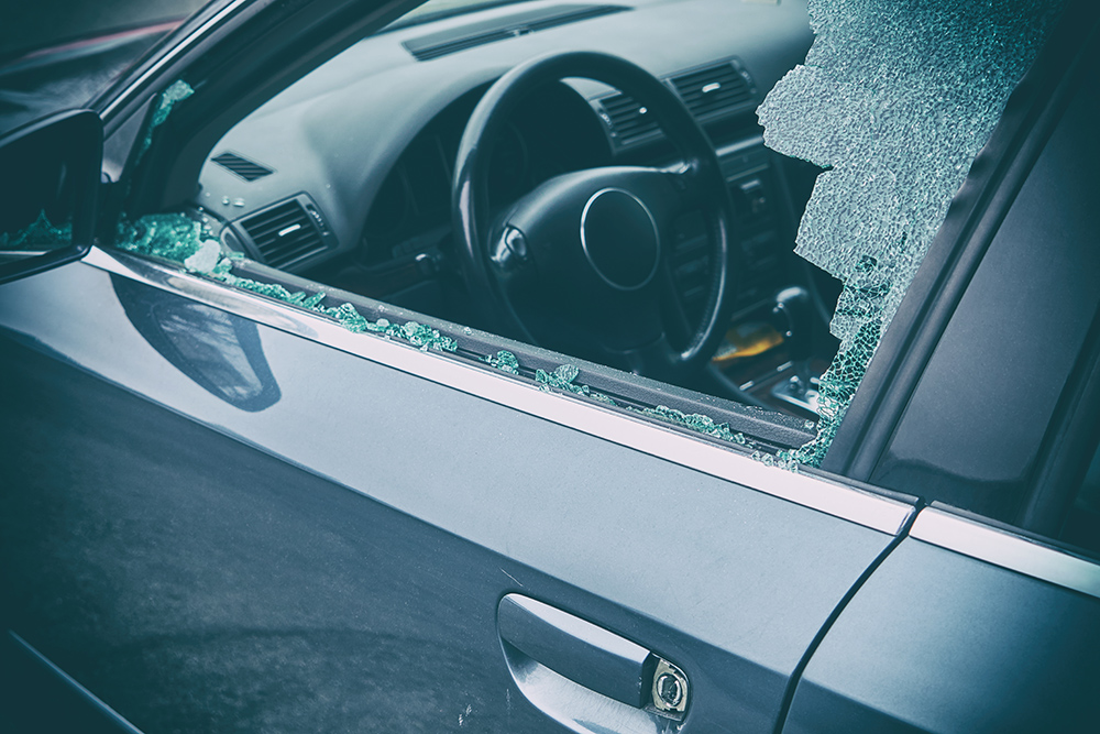Adulting 101: What I learned when my car was burglarized