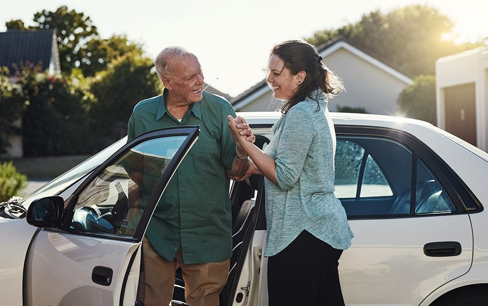 Should you add your elderly parents' car to your PEMCO policy?