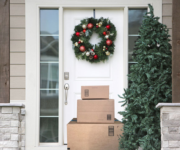 Holiday Package Theft